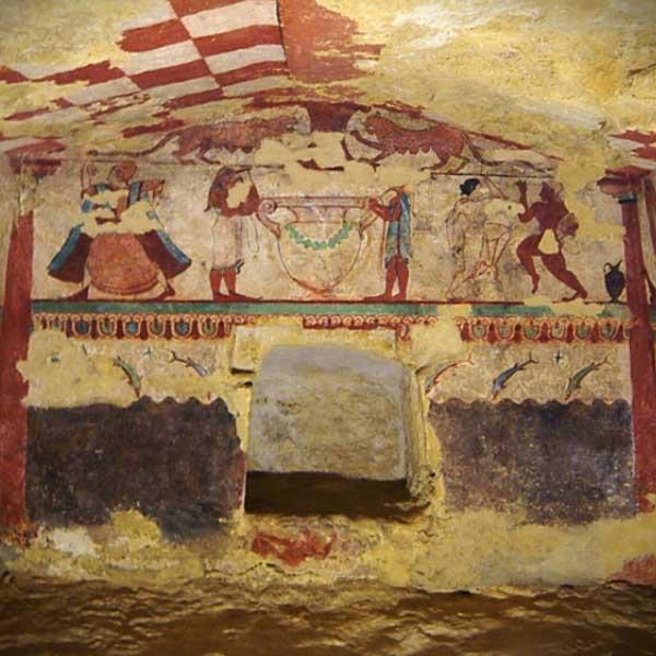 Etruscan Necropoli & Ceri